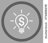 electric light price vector...   Shutterstock .eps vector #476888698
