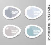vector info graphic origami... | Shutterstock .eps vector #476964262