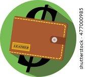 wallet icon ui vector eps jpg...
