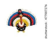 Plasticine  Turkey  Bird...