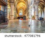 canterbury  uk   september 11 ... | Shutterstock . vector #477081796