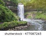 minneapolis  united states  ... | Shutterstock . vector #477087265