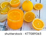 be cut to remove the orange... | Shutterstock . vector #477089365