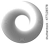 Spiral Element Vector...