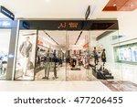 kuala lumpur  malaysia   jul... | Shutterstock . vector #477206455
