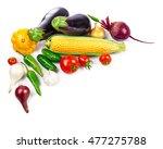 Vegetables Fresh Still Life To...