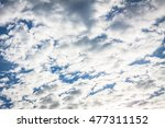blue sky clouds | Shutterstock . vector #477311152