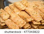 sweet indian roti  desert | Shutterstock . vector #477343822