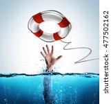 Rescue Concept   Lifesaver As...