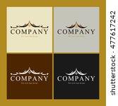 vector logo design thailand | Shutterstock .eps vector #477617242