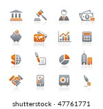 business   finance web icons    ... | Shutterstock .eps vector #47761771