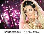 a pretty young female model... | Shutterstock . vector #477635962