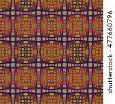 abstract geometric seamless... | Shutterstock . vector #477660796