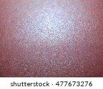 red glitter canvas background | Shutterstock . vector #477673276