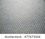 convex pattern grey paper... | Shutterstock . vector #477673336