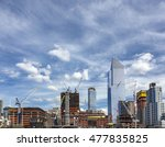 view of the big construction...   Shutterstock . vector #477835825