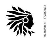 human logo | Shutterstock .eps vector #477868036