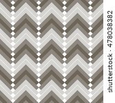 seamless pattern with ethnic...   Shutterstock .eps vector #478038382