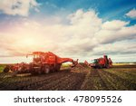 agricultural vehicle harvesting ...