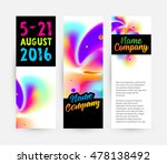 abstract template with... | Shutterstock .eps vector #478138492