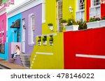Kids At Colorful Bo Kaap...