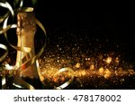 celebration theme with... | Shutterstock . vector #478178002