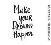 conceptual hand drawn phrase... | Shutterstock .eps vector #478182706