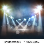 concept light background 3d | Shutterstock . vector #478213852