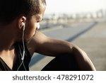 sideways picture of dark... | Shutterstock . vector #478291072