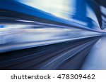 acceleration super fast speed... | Shutterstock . vector #478309462