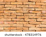 old brick wall in a background... | Shutterstock . vector #478314976