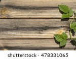 the texture of the old wood... | Shutterstock . vector #478331065
