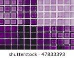 Ceramic Mosaic Tiles In...