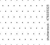 seamless geometric pattern.... | Shutterstock .eps vector #478335325