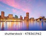 View Of Inner Harbor Area In...