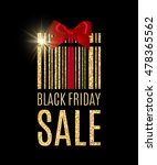 black friday background with... | Shutterstock .eps vector #478365562