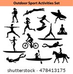 Outdoor Sport Activities....