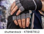 body parts. conceptual shooting ... | Shutterstock . vector #478487812