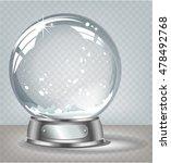 vector realistic transparent... | Shutterstock .eps vector #478492768