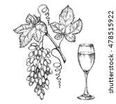 hand drawn illustrations of ... | Shutterstock . vector #478515922