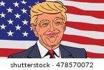 january 18  2016  a vector...   Shutterstock .eps vector #478570072