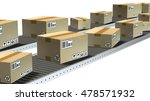 packages delivery  packaging... | Shutterstock . vector #478571932