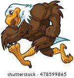 vector cartoon clip art... | Shutterstock .eps vector #478599865