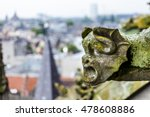 Gargoyle  On St. Jan's...