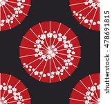 Japanese Umbrella Polkadot...