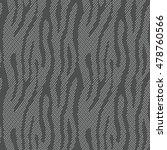 Abstract Animal Print. Seamles...