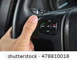 control buttons in car   Shutterstock . vector #478810018