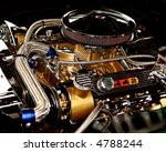 Hot 442 Engine  Found On Cars...