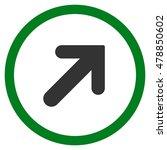arrow right up vector bicolor...   Shutterstock .eps vector #478850602
