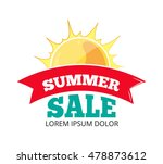 emblem for advertizing. big... | Shutterstock . vector #478873612